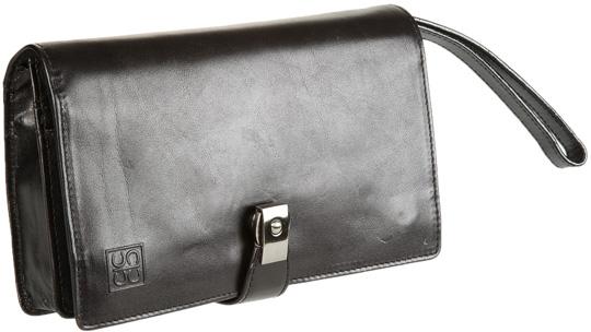 Мужские барсетки Sergio Belotti 9312-milano-black bag hautton сумки для документов и барсетки
