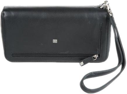 купить Мужские барсетки Sergio Belotti 9323-west-black по цене 8610 рублей