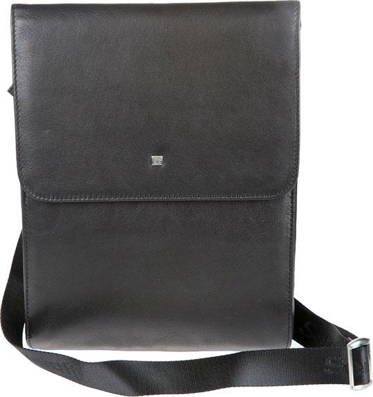 Кожаные сумки Sergio Belotti 9518-west-black кожаные сумки sergio belotti 206 teal