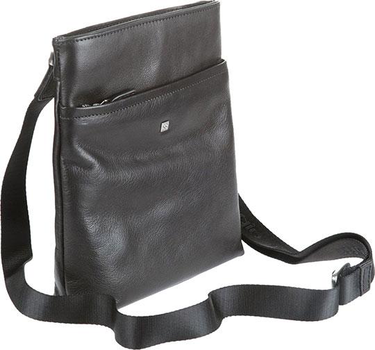 Кожаные сумки Sergio Belotti 9551-west-black