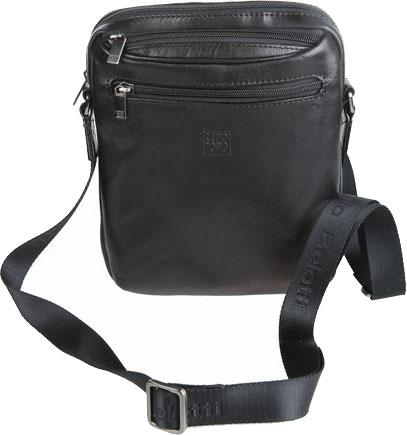 Кожаные сумки Sergio Belotti 9561-milano-black