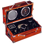 Эксклюзивный подарок - ретро радио приёмник с будильником.