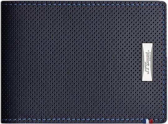 Кошельки бумажники и портмоне S.T.Dupont ST170601 кошельки бумажники и портмоне mano 20103 setru black
