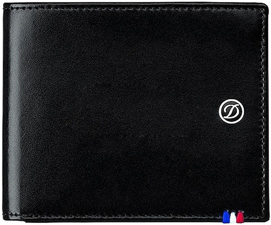Кошельки бумажники и портмоне S.T.Dupont ST180003 кошельки бумажники и портмоне malgrado 73005 239a black