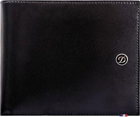 Кошельки бумажники и портмоне S.T.Dupont ST180037MO кошельки бумажники и портмоне cross ac528092 7