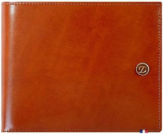 Кошельки бумажники и портмоне S.T.Dupont ST180106 kinetics пилка для натуральных ногтей 180 180 white turtle
