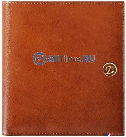 Кошельки бумажники и портмоне S.T.Dupont ST180128 портмоне коллекция g kazhan коричневый светло коричневый нат кожа