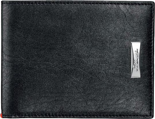 Кошельки бумажники и портмоне S.T.Dupont ST180200 кошельки бумажники и портмоне cross ac528092 7