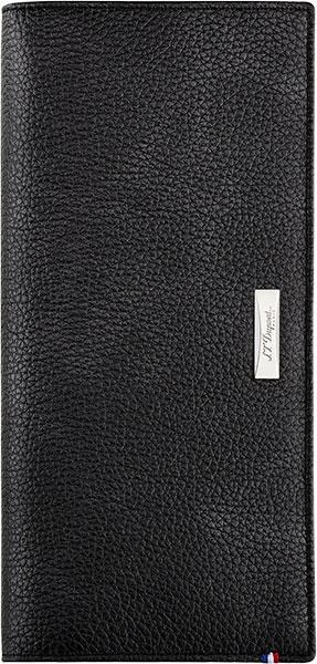 Кошельки бумажники и портмоне S.T.Dupont ST180263 кошельки бумажники и портмоне piquadro pu1239b2r mo