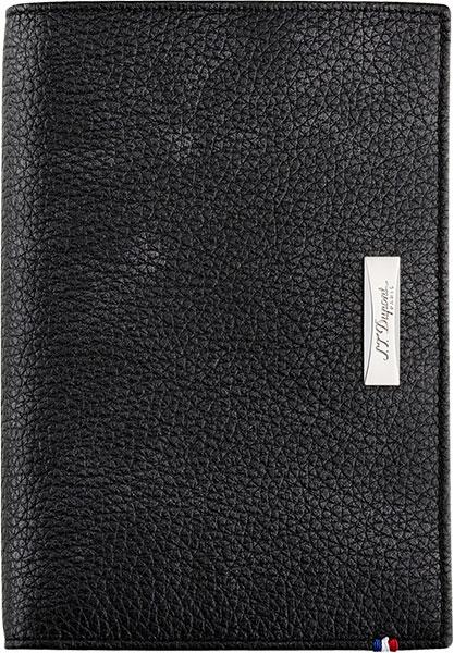 купить Кошельки бумажники и портмоне S.T.Dupont ST180264 по цене 22320 рублей
