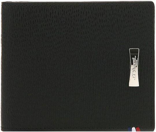 Кошельки бумажники и портмоне S.T.Dupont ST180301 кошельки бумажники и портмоне mano 20103 setru black