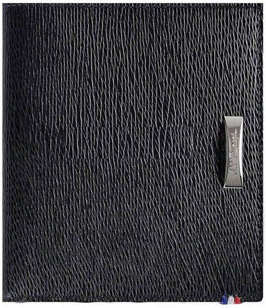 Кошельки бумажники и портмоне S.T.Dupont ST180329 кошельки бумажники и портмоне malgrado 36002 64d black