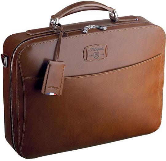 Кожаные сумки S.T.Dupont ST181104