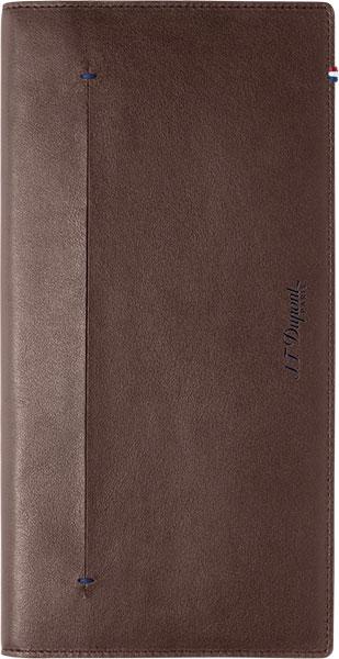 Кошельки бумажники и портмоне S.T.Dupont ST184103 кошельки бумажники и портмоне cross ac528092 7