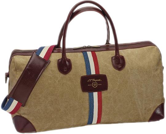 цена Кожаные сумки S.T.Dupont ST191301 онлайн в 2017 году