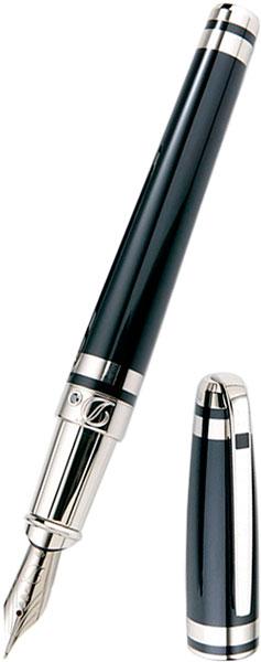 Ручки S.T.Dupont ST481719M ручка перьевая pelikan souveraen m 600 980136 черный m перо золото 14k покрытое родием подар кор