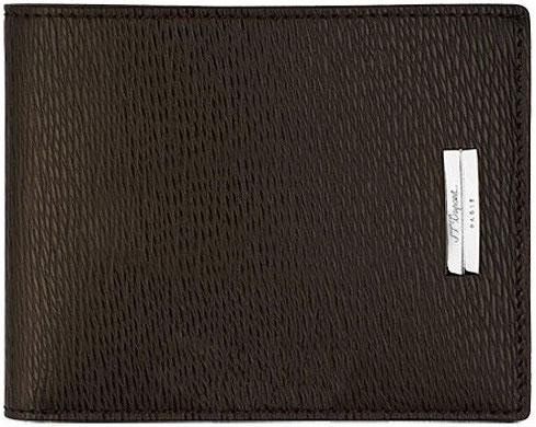 Кошельки бумажники и портмоне S.T.Dupont ST75209 кошельки для мужчин ручной работы