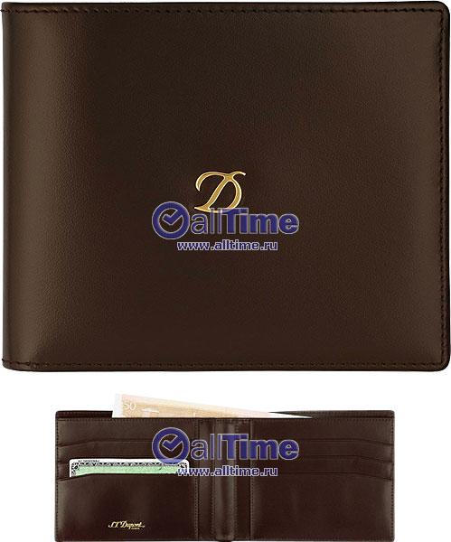 Портмоне / бумажники S.T.Dupont AllTime.RU 9000.000
