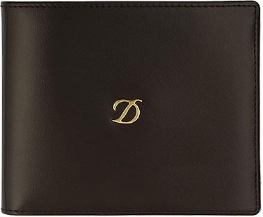 Кошельки бумажники и портмоне S.T.Dupont ST98025 кошельки mano портмоне для авиабилетов