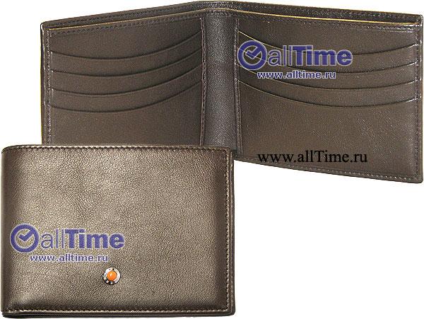 Underwood Портмоне / бумажники, модель UN2606_BROWN