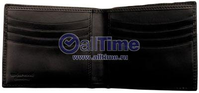 Кошельки бумажники и портмоне Underwood UN607_black