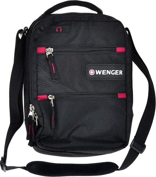 купить Кожаные сумки Wenger 18262166 недорого