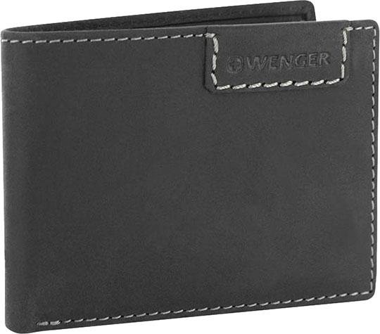 Кошельки бумажники и портмоне Wenger W11-09BLACK