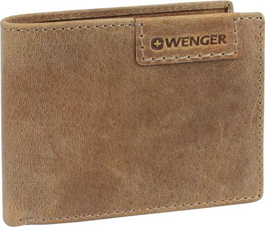 Кошельки бумажники и портмоне Wenger W11-09BROWN