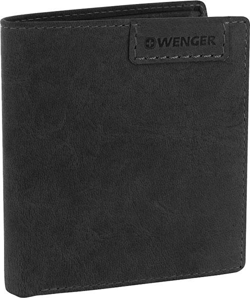 Кошельки бумажники и портмоне Wenger W11-12BLACK