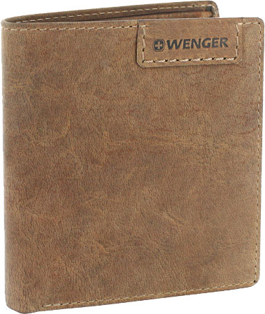 Кошельки бумажники и портмоне Wenger W11-12BROWN