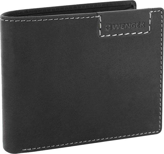 Кошельки бумажники и портмоне Wenger W11-15BLACK
