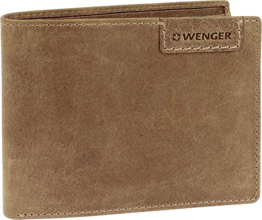 Кошельки бумажники и портмоне Wenger W11-15BROWN шкаф зеркало aquanet сити 85 венге 149014