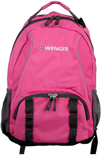 Рюкзаки Wenger 12908415 рюкзак wenger розовый 12908415