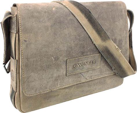 купить Кожаные сумки Wenger W16-04 недорого
