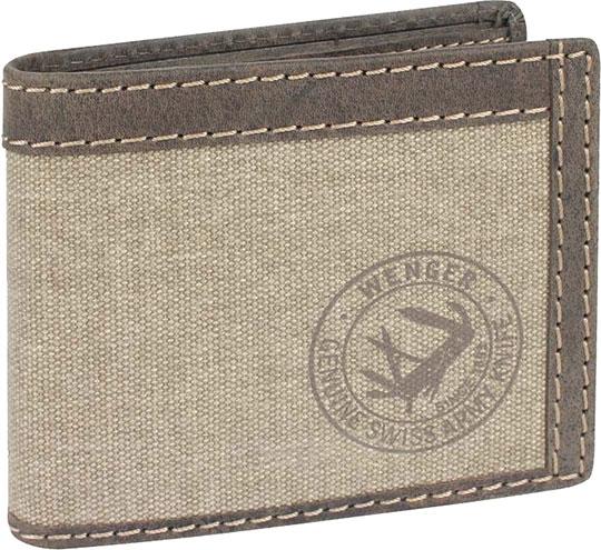 Кошельки бумажники и портмоне Wenger W19-03BROWN