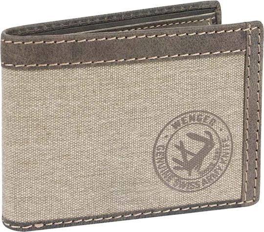 Кошельки бумажники и портмоне Wenger W19-05BROWN wenger портмоне wenger rautispitz w7 05brown