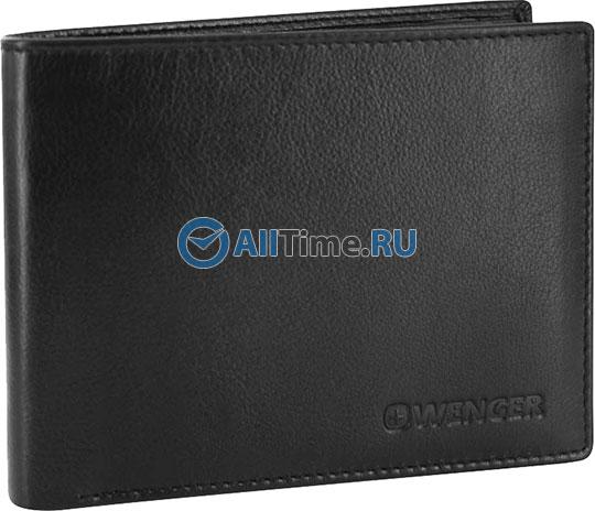 Кошельки бумажники и портмоне Wenger W2-12BLACK