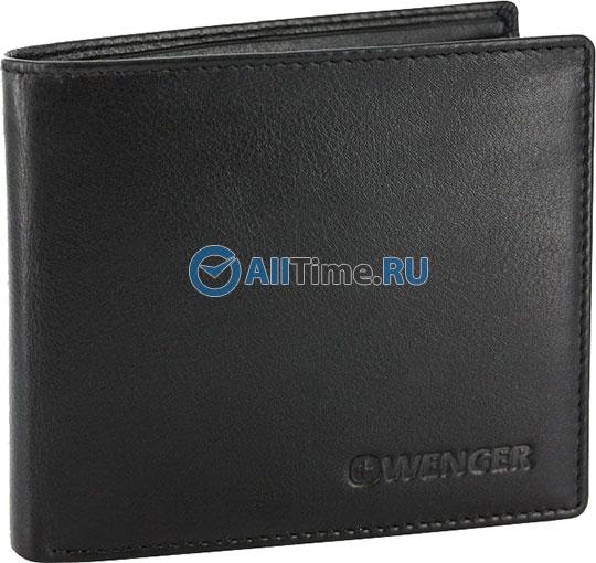 Кошельки бумажники и портмоне Wenger W2-13BLACK