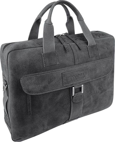 Кожаные сумки Wenger W23-10Bl кожаные сумки wenger w23 05bl