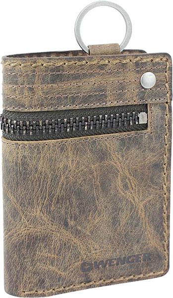 Кошельки бумажники и портмоне Wenger W23-20BROWN кошельки бумажники и портмоне wenger w23 25black