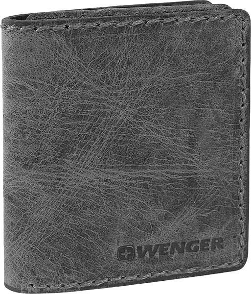 Кошельки бумажники и портмоне Wenger W23-22BLACK бумажник wenger бумажник arizona w23 22black