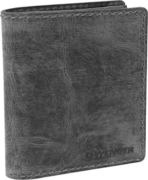 Кошельки бумажники и портмоне Wenger W23-24BLACK кошельки бумажники и портмоне wenger w23 25black