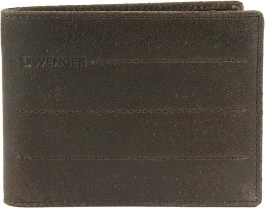 Кошельки бумажники и портмоне Wenger W29-10BR кошельки бумажники и портмоне wenger w2 03black