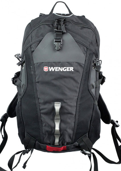 Рюкзаки Wenger 30582215 рюкзак wenger grey black 30582215