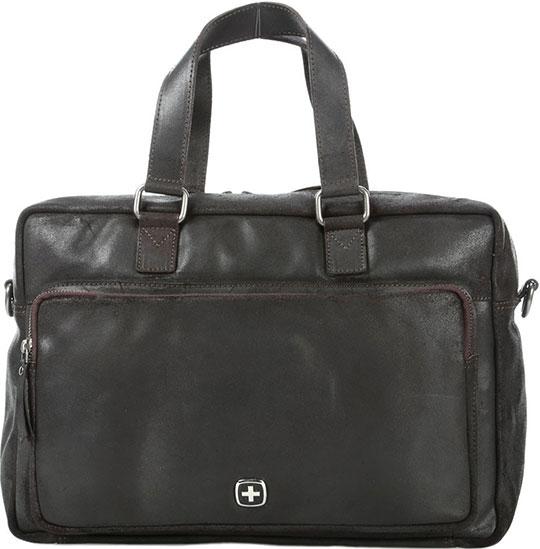 Кожаные сумки Wenger W31-04 купить холодильник toshiba gr rg59rd gu