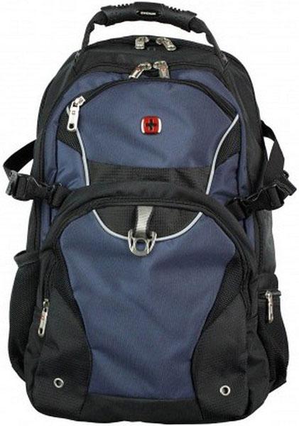 Рюкзаки Wenger 3263203410 рюкзак wenger чёрный синий 3263203410