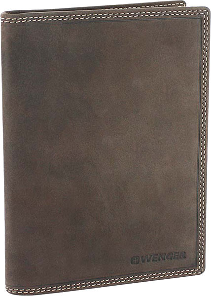 Кошельки бумажники и портмоне Wenger W5-01BROWN цена и фото