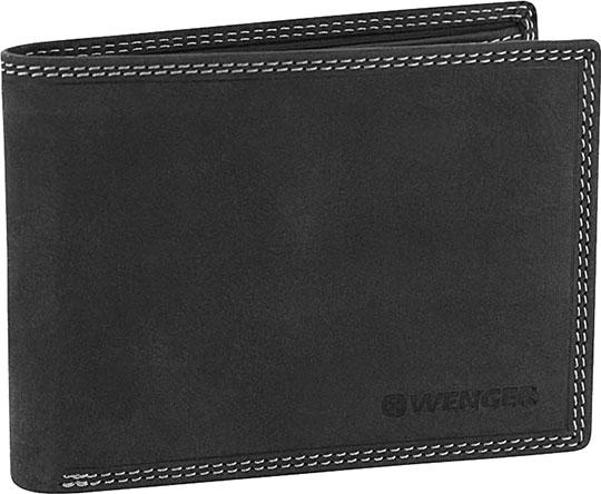 Кошельки бумажники и портмоне Wenger W5-07BLACK