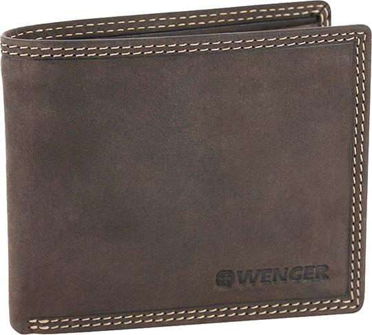 Кошельки бумажники и портмоне Wenger W5-09BROWN