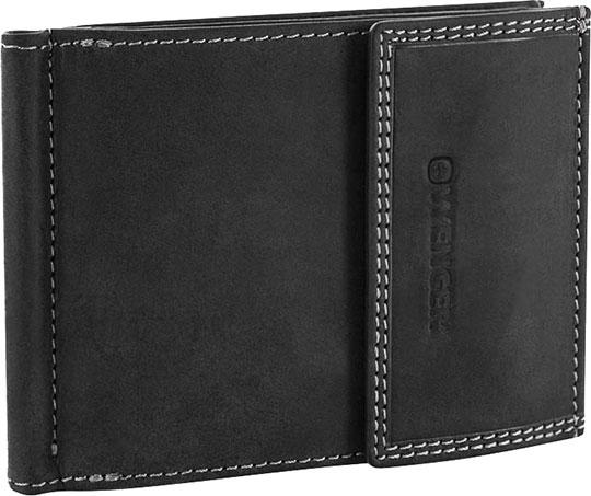Кошельки бумажники и портмоне Wenger W5-10BLACK бумажник wenger бумажник alphubel w2 04black